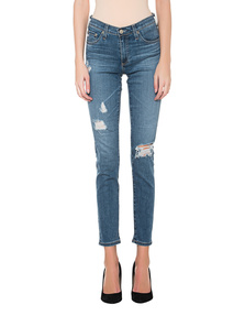 AG Jeans The Prima Ankle Blue