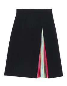 MARY KATRANTZOU Nema Black Rainbow Multi