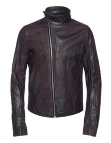 RICK OWENS Horse Leather Violet