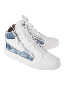 GIUSEPPE ZANOTTI May London Birel/ Vague Bianco White