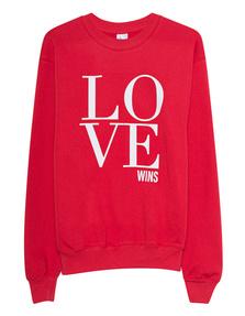 L.A.LU Design Love Wins Red