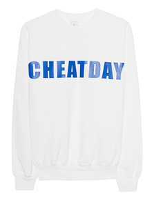 "L.A.LU Design ""Cheatday"" White"