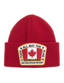 DSQUARED2 Flag Patch Red