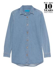 M.i.h JEANS Loose Shirt Blue Jeans