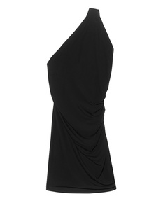 Plein Sud One Shoulder Black
