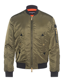 DSQUARED2 Military Bomber
