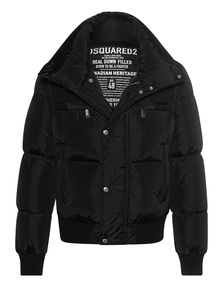 DSQUARED2 Down Logo Black