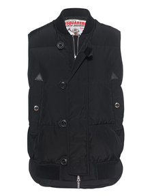 DSQUARED2 Outdoor Down Black