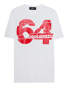 DSQUARED2 64 Logo White