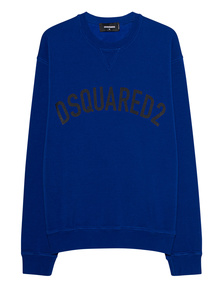 DSQUARED2 Sweater DSQ Blue