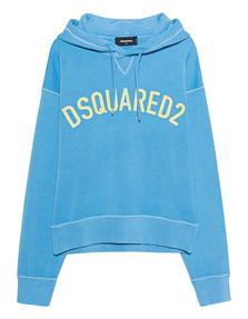 DSQUARED2 Logo Turquoise