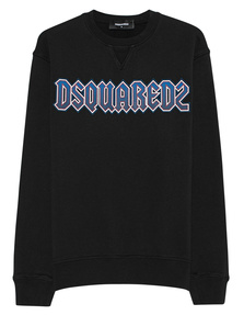 DSQUARED2 Dyed Sweater Black