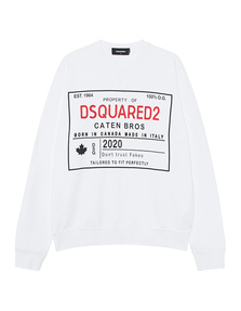 DSQUARED2 Caten Bros White