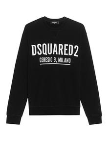 DSQUARED2 Ceresio Sweater Black