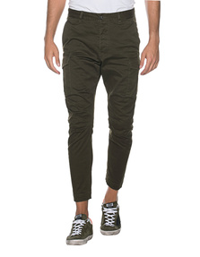 DSQUARED2 Sexy Cargo Fit Olive
