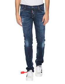 DSQUARED2 Slim Jean Blue