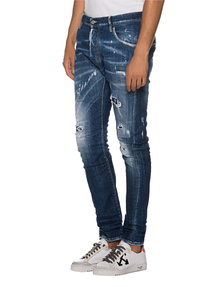 DSQUARED2 Classic Kenny Jean Blue