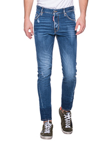 DSQUARED2 Sexy Twist Basic Blue