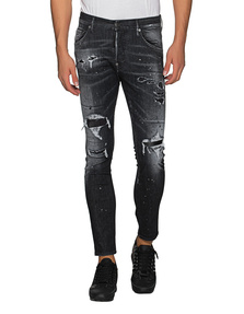 DSQUARED2 Skater Ripped Anthracite
