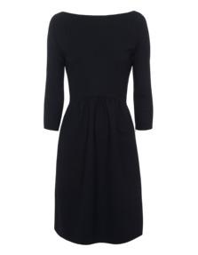 DSQUARED2 Wool Zip Black