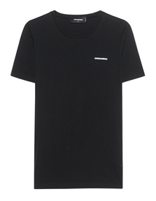 DSQUARED2 Basic Logo Black