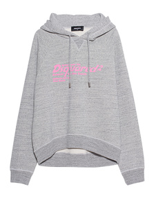 DSQUARED2 Mottled Logo Grey