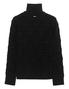 DSQUARED2 Turtle Neck Black