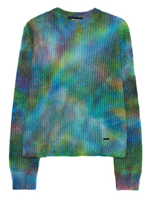 DSQUARED2 Batik Knit Multicolor