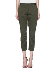 DSQUARED2 Cargo Crop Oliv