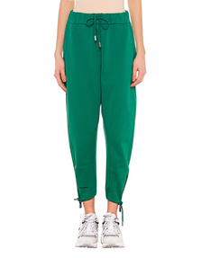 DSQUARED2 Zipper Sweatpants Green