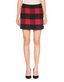 DSQUARED2 Checked Mini Red