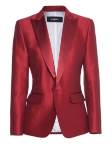 DSQUARED2 Shiny Flap Red