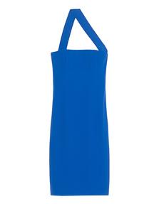 DSQUARED2 One Shoulder Royal Blue