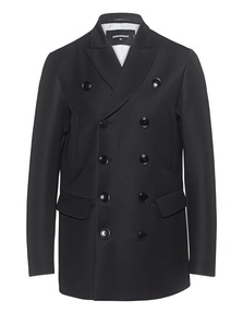 DSQUARED2 Caban Jacket Black
