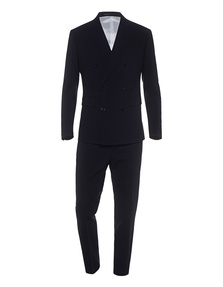 DSQUARED2 Boston Double Suit Navy
