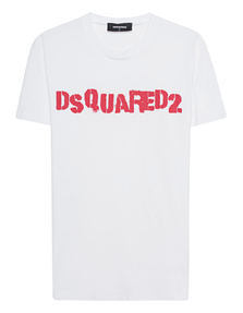 DSQUARED2 Logo White