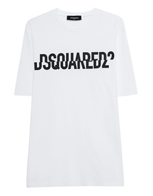 DSQUARED2 Logo Shirt White