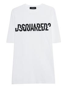 DSQUARED2 Logo Shirt White
