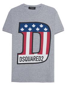 DSQUARED2 DSQ Sign Grey