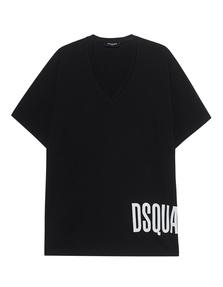 DSQUARED2 Logo Bottom Black