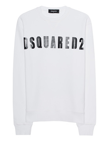 DSQUARED2 Logo Basic White