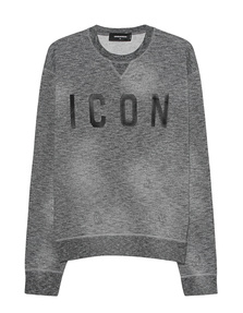 DSQUARED2 Icon Mottled Grey
