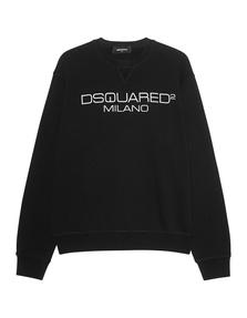 DSQUARED2 DSQ2 Milano Sweater Black
