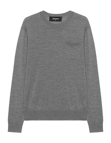 DSQUARED2 Knit Grey