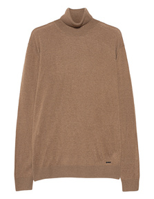 DSQUARED2 Turtleneck 100CA Brown