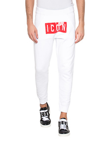 DSQUARED2 Icon Jogger White