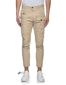 DSQUARED2 Sexy Cargo Beige