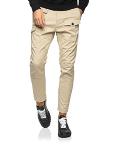 DSQUARED2 Sexy Cargo Fit Beige
