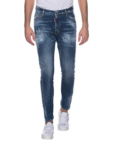 DSQUARED2 Classic Kenny Bully Dark Blue