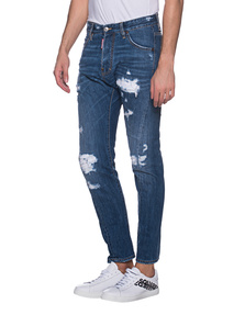 DSQUARED2 Rider Jean Blue